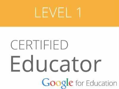 Curso Google Educator Level 1